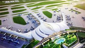 Review of the feasibility report for the first phase of the proposed Long Thành international airport in Đồng Nai Province