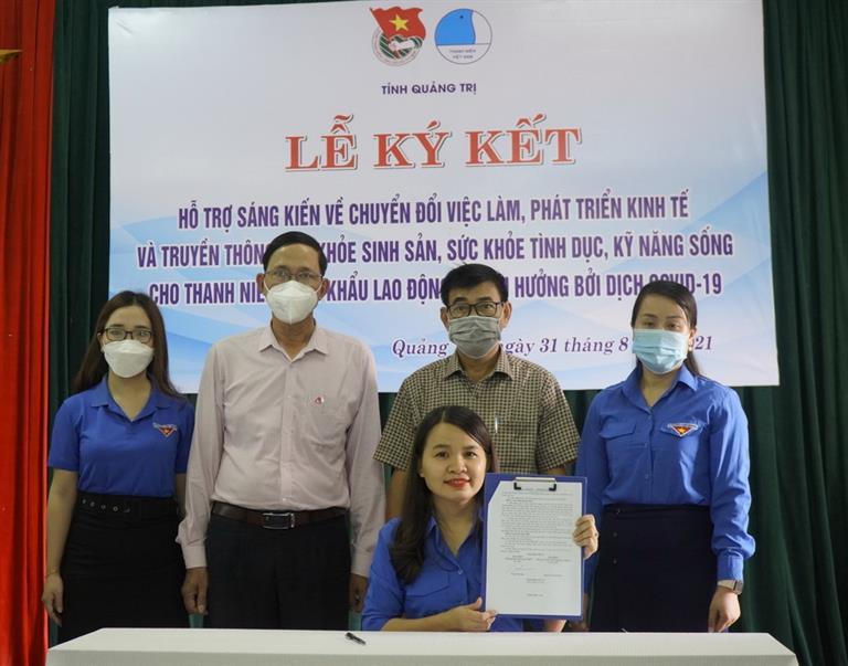 Quảng Trị: Gần 800 triệu đồng hỗ trợ sáng kiến khởi nghiệp của thanh niên xuất khẩu lao động