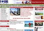 Cung cấp website Công ty Du lịch Trọng Điểm (Focus Travel)