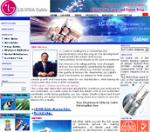 Xây dựng website cho Công ty liên doanh LG-VINA Cable