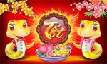 Chúc mừng xuân mới - Quý Tỵ 2013