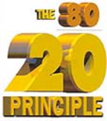 Nguyên tắc 80-20 trong thương mại điện tử