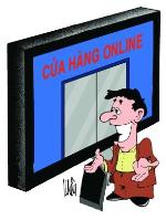 Doanh nghiệp thương mại điện tử loay hoay tìm lối ra