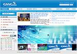 Ra mắt website Tập đoàn Công nghệ CMC