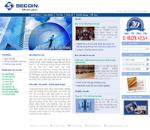 Ra mắt website Công ty TNHH Dịch vụ Thương mại và Đầu tư Secoin