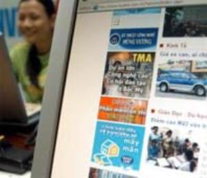 Quảng cáo trực tuyến đang có bước phát triển mạnh mẽ tại Việt Nam