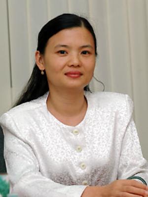 Bà Lê Thị Ngọc Mơ. Ảnh: Hoàng Hà