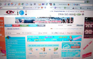 Tại VN đã xuất hiện khá nhiều trang web bán hàng qua mạng nhưng hoạt động vẫn ách tắc vì không có tài khoản bán hàng, khó giao dịch với khách nước ngoài
