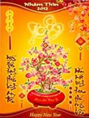 Chúc mừng xuân mới - Nhâm Thìn 2012
