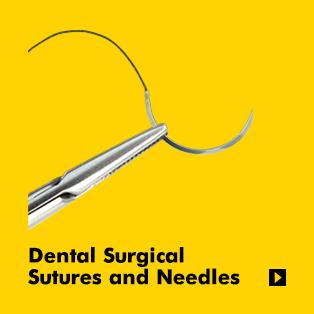 Dental Surgical Sutures and Needles