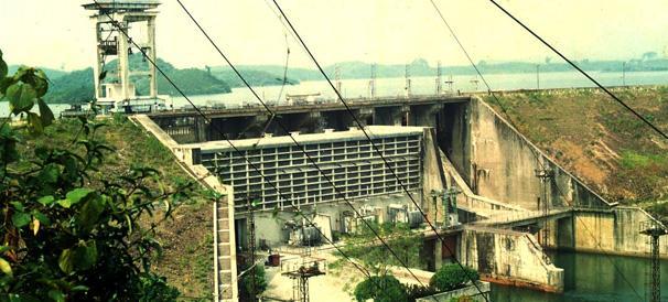 Thac ba Hydropower