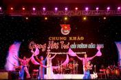 Chung khảo Cuộc thi Giọng hát trẻ Hải Phòng năm 2016