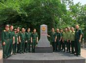 Hội CCB cơ quan Trung ương Đoàn với Hành trình về nguồn biên giới
