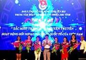 """Trung tâm hoạt động TTN tỉnh Yên Bái tổ chức Chương trình giao lưu """"Sắc mầu tháng 3"""""""
