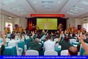 Làm tốt công tác giáo dục truyền thống cho thế hệ trẻ cơ quan, đây là nhiệm vụ quan trọng nhất của Hội CCB