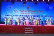 Trung tâm Hoạt động VHTT Thanh thiếu niên tỉnh Thái Bình kỷ niệm 10 năm ngày thành lập