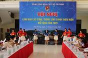 Hội nghị lãnh đạo các Cung, Trung tâm Thanh thiếu niên mở rộng năm 2020