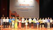 Nhóm tác giả Hà Nội đạt giải nhất cuộc thi đề xuất sáng kiến chăm sóc SKSS/SKTD
