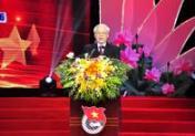 Tổng Bí thư Nguyễn Phú Trọng: Thanh niên phải làm chủ nước nhà một cách xứng đáng nhất, chắc chắn nhất!
