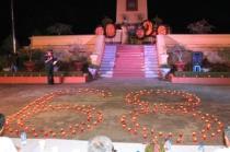 Chương trình thắp nến tri ân nhân kỷ niệm 68 năm ngày Thương binh, Liệt sỹ 27/7/2015